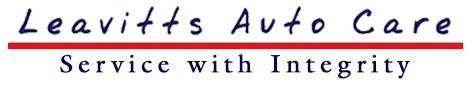 Logo for Leavitt's Auto Care